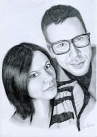 Arckép egy párról